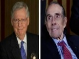 Sen. Mitch McConnell Honors Former Sen. Bob Dole