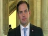 Sen. Rubio Talks NKorea Nuclear Threat, Gov't Shutdown Drama