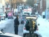 Several Officers Shot Serving Arrest Warrant In Pa