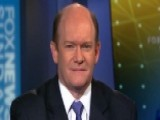 Sen. Chris Coons Talks Bipartisan Budget Negotiations