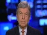 Sen. Roy Blunt: Democrats Own This Shutdown