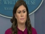 Sarah Sanders: White House Not Involved In McCabe Decision