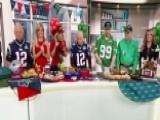 Super Bowl Cook-off