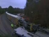 South Carolina Train Collision Victims Identified