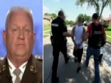 Sheriff: Trump Will Declare War Against MS-13