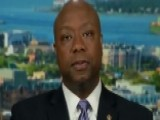 Sen. Tim Scott On New Calls For Gun Control Legislation
