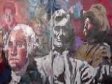Steve Penley Shares His President's Day Art