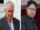 Secretary Tillerson Signals Readiness To Talk To North Korea