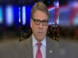 Secretary Perry On Border Security, Fighting Cyberwarfare