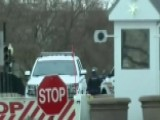 Secret Service: Vehicle Hit Barrier Near White House