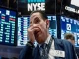 Stocks Sink As Trump Talks About Tariffs