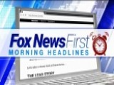 Sign Up For 'Fox News First'!
