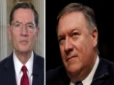Sen. Barrasso: Mike Pompeo Is The Right Person For The Job