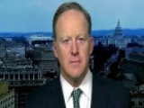 Spicer: Russia Sanctions Were Well Founded And Appropriate
