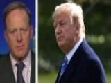 Sean Spicer: Trump Isn't Behaving The Way Media Want Him To