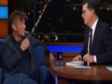 Sean Penn's Weird 'Late Show' Interview, Smokes Cigarettes On Ambien