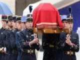 Slain French Hero Honored With National Tribute