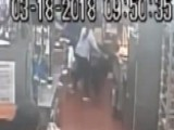 Shocking Video: McDonald's Employee Attacked Over Wrong Order