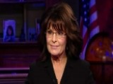 Sarah Palin Opens Up About Running For Vice President