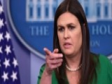 Sanders: Trump Confident Chemical Weapons Were Used In Syria