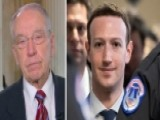 Sen. Grassley On Meeting With Mark Zuckerberg