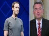 Sen. Gardner Questions Facebook's Expectation Of Privacy Gap