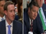 Sen. Cruz Challenges Zuckerberg Over Facebook's Neutrality