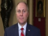 Scalise: We Want To See The Agenda Move To Trump's Desk