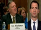 Sen. Cotton: Mike Pompeo Will Be A Great Secretary Of State