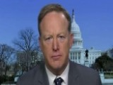 Sean Spicer: Syria Strikes Accomplished Two Important Goals
