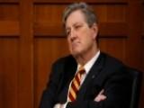 Sen. Kennedy Congratulates Trump, Allies On Syria Strike