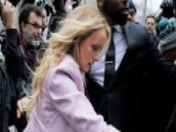 Stormy Daniels Arrives At Court For Hearing On Cohen Raid