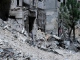 Syria State TV: 00004000 Inspectors Enter Attack Site