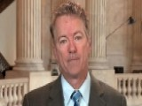 Sen. Rand Paul: New AUMF Will Expand Presidential Power