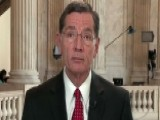 Sen. Barrasso Opposes Senate's New AUMF Proposal