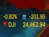 Stocks Limping Into The Weekend