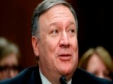 Senate Panel Fails To Clear Pompeo Nomination