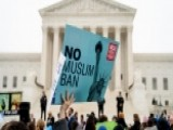 Supreme Court Hearing Oral Arguments On Trump's Travel Ban