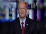 Sen. Chris Coons Explains Why He Voted 'present' On Pompeo