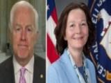 Sen. John Cornyn Calls Gina Haspel Is A 'patriot'