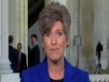 Sen. Ernst On Haspel Critics: Hyper-partisanship At Its Best