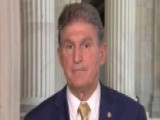 Sen. Manchin: West Virginians Don't Look At Me As Democrat