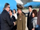 Secretary Pompeo Meets North Korea's Kim, US Prisoners Freed