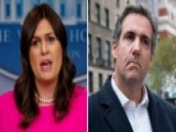 Sanders Says AT&T-Cohen Deal Proves Trump Is Draining Swamp