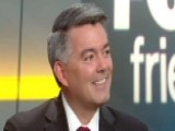 Sen. Cory Gardner Introduces Body Armor Bill