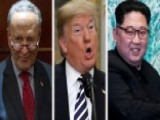 Schumer Responds After Trump Cancels North Korea Summit