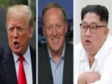 Sean Spicer: Kim Overestimated Trump's Desire For Meeting