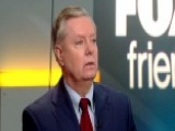Sen. Graham: Trump Not Tolerating North Korea's Game