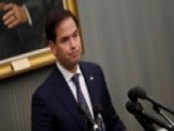 Sen. Marco Rubio Says China Out-negotiating US