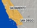 Shooting Suspect Arrested Near San Diego Marathon Route